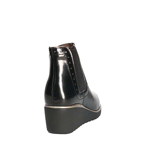 Bottes Pour Femmes, Couleur Noire, Marque Stonefly, Modèle Bottes Pour Femmes Stonefly Eclipse 2 Noir Noir