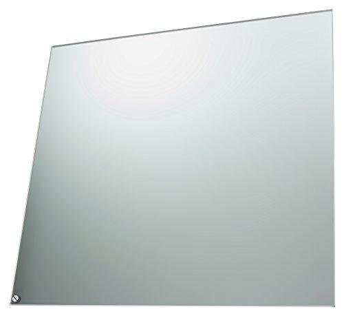 Spiegel-Infrarotheizung 900 Watt mit Aluminiumrahmen