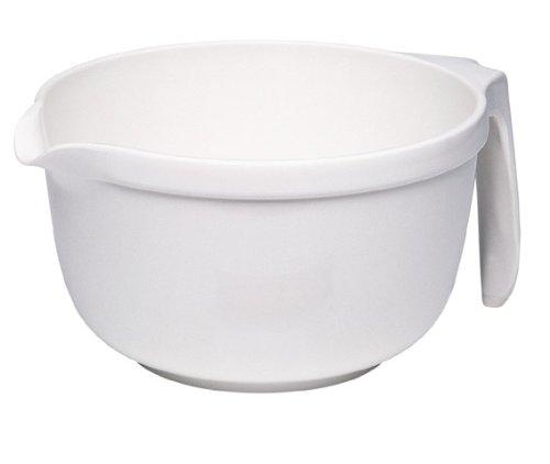 Emsa 2249251200 SUPERLINE Bol à mélanger avec poignée 2.5 L blanc