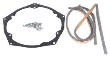 ACDelco 15-80886GM Original Equipment Heizung und Klimaanlage Gebläse Motor Kit mit Halterung, Dichtungen, und Schrauben -