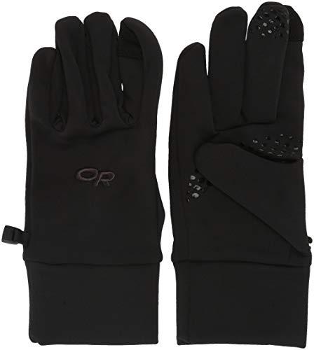 Outdoor Research M's Vigor Sensorhandschuhe, mittelschwer, Herren, M's Vigor Midweight Sensor Gloves, schwarz, X-Large Midweight Glove Liner