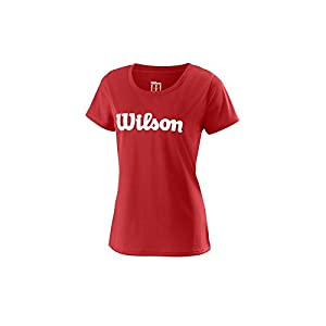 WILSON Damen Uw Ii Tech Tee Women T-Shirts