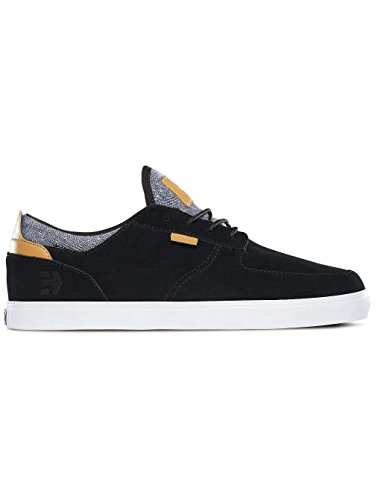 Etnies Hitch, Baskets mode homme Noir/blanc/gomme (979)