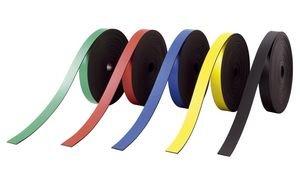 Nobo 1901108 Magnetbandstreifen für Planungstafeln, 1 Stück, blau