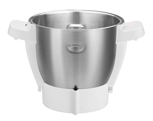 Moulinex HF802AA1 Cuisine Companion Robot da Cucina Multifunzione + XF380E Seconda Bowl