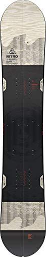 Nitro Snowboards Herren Nomad BRD'19 All Mountain Splitboard Backcountry Boards 156