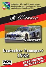 Preisvergleich Produktbild Deutscher Rennsport 1982 Wunstorf