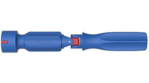 Rela Universal Montageschlüssel für WC-Sitze mit mehreren Anwendungsmöglichkeiten, 1 Stück, 0222SB
