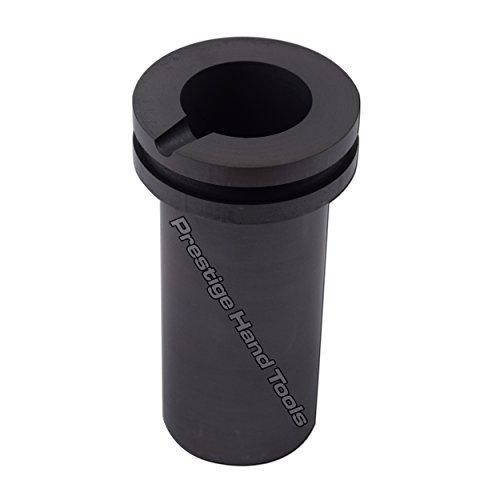 PTL ® 2 Kg Graphit crucible Metallguss Ausgießen Form zu schmelzen Metalle geeignet: gold, Silber