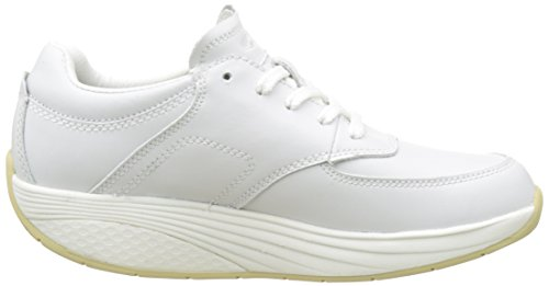 MBT Reem, Sneaker a Collo Basso Donna Bianco