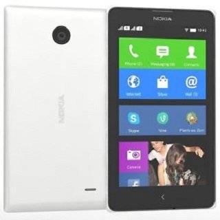 Nokia X (Dual SIM, Cyan)