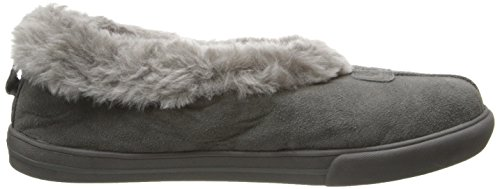 Skechers Mad Crush Snuggle In, Chaussons femme Anthracite