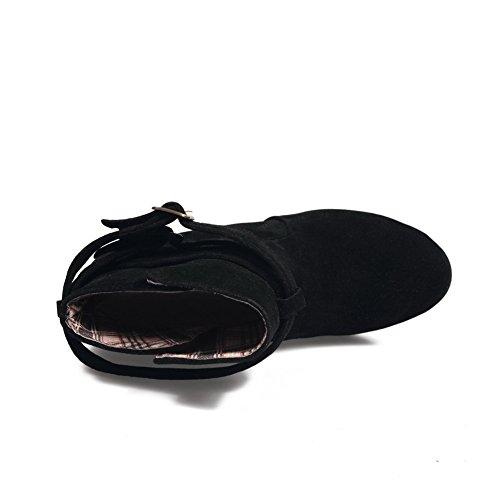 Abl10012 Ouvert Bout Rqznptwir Noir chaussures ernst Femme Balamasa q4paPntwt