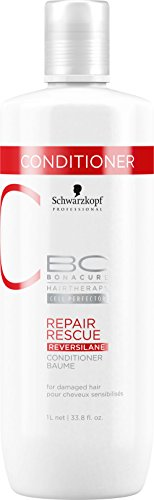 Schwarzkopf BC Bonacure Repair Rescue Conditioner (1LTR)