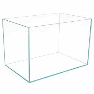 All Pond Solutions 30cm Ultra Clear Glass Aquarium Fish Tanks – 25 Litre (25L)
