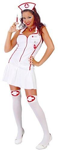 Fancy Me Damen Sexy Intensive Pflege Krankenschwester Junggesellinnenabschied -