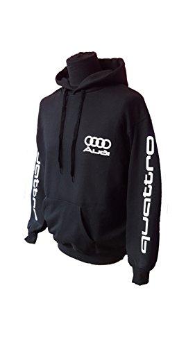 Audi Quattro Sweatshirt Pullover Shirt Größe M/L/XL Neu sline s-line S2 S3 S4 S6
