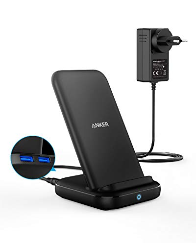 Produkttest Anker Wireless Charger PowerWave 10 Ladeständer