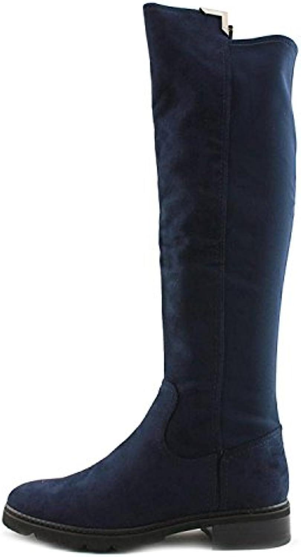 46e3dc19722e Marc Fisher Womens Felissa2 Fabric Almond Almond Almond Toe Knee High  Riding Boots B0797KVS9L Parent d0cda5