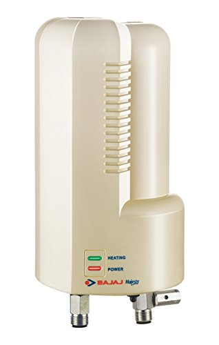 Bajaj Majesty 3-Litre Water Heater (White)