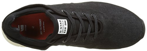G-STAR RAW Grount, Sneakers Basses Homme Noir (Black 990)