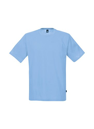 Trigema Herren T-Shirt 636202 Blau (Horizont 042)