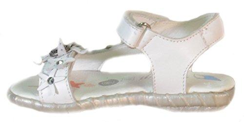 Primigi-Primigi Sandaletti 82250 Bride Enfant Cuir Blanc Blanc Cassé - blanc