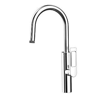 AWA - ULYSSE - Single lever kitchen sink mixer tap - Chrome