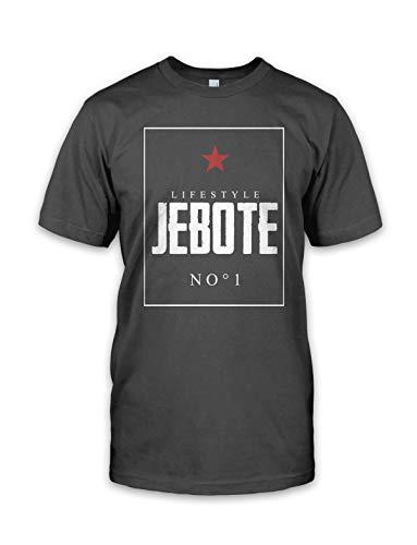 net-shirts Balkan Apparel - Jebote Lifestyle T-Shirt, Größe M, Graphit