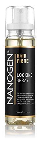 Nanogen - Spray Fijador Fibras Capilares, 100 ml