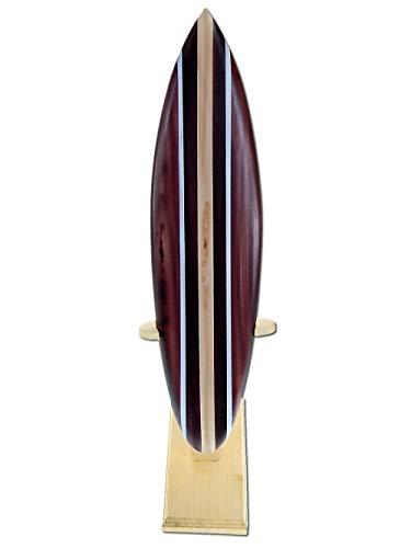 Seestern Sportswear Deko Holz Surfboard 30 cm lang Airbrush Design Surfing Surfen Wellenreiten Surf /FBA_1751