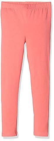 s.Oliver Mädchen Leggings Leggins, Rosa (Pink 4299), 128 (Herstellergröße: 128/REG)