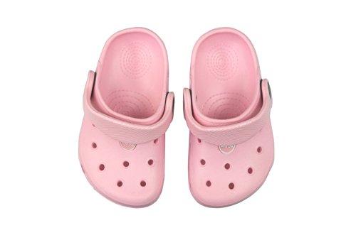 aqua-speed–Bambini bagnarsi scarpe/zoccoli–molto leggero Pink