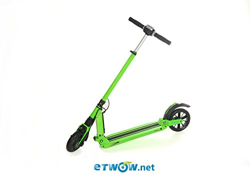 E-Twow-Booster-S2-Patinete-elctrico-color-verde
