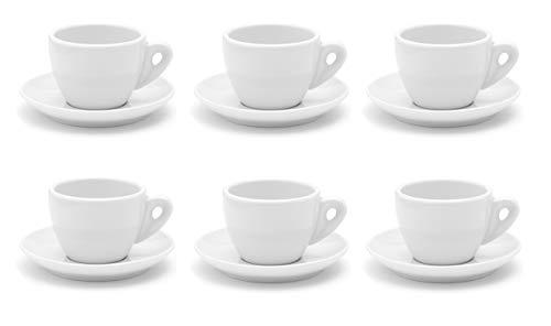 Business Coffee Dickwandige Cappuccinotassen, Cappuccino Autenti...