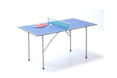 Garlando Tavoli Ping Pong Tavolo Ping Pong Junior Piano Blu Campo Gioco blu
