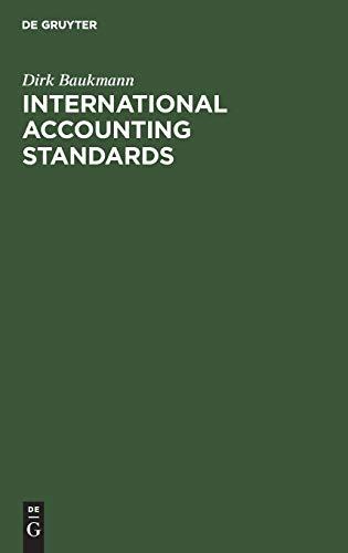 International Accounting Standards: IAS und HGB im Konzernabschluß