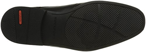 Rockport Herren Style Connected Bike Toe Schnürhalbschuhe Noir (Black )