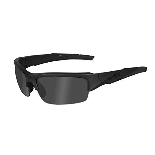Wiley X Schutzbrille WX Valor, Matt Schwarz, S/L, CHVAL01
