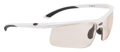 BBB Winner BSG-39 - Gafas deportivas de sol unisex, color blanco, talla única