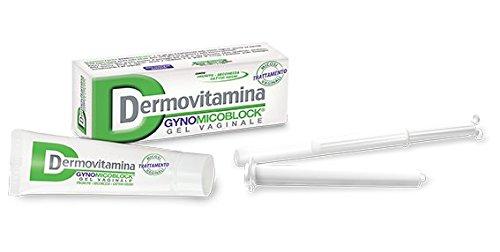 Dermovitamina Gynomicoblock gel vaginale 30ml
