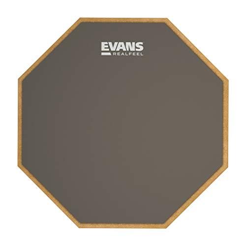 "Evans RF12G Pad Allenatore RealFeel, 12"""