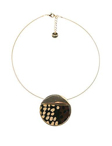 Desigual Damen-Kragen Halskette - 18SAGO126000U (Damen Kragen-halskette)