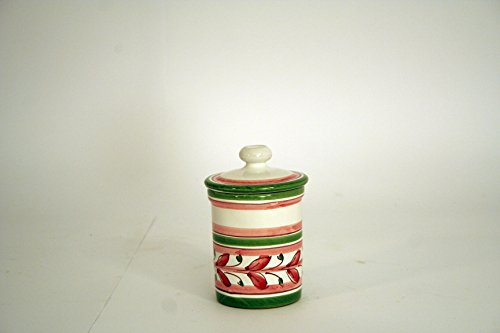 Zoom IMG-1 set 3 barattoli in ceramica