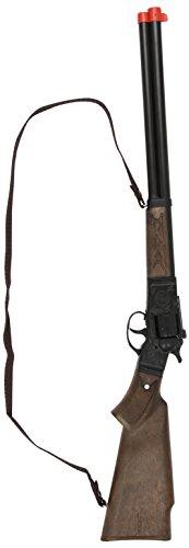 WDK PARTNER - A9800016 - Déguisements - Carabine 8 coups