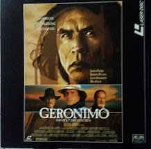 Geronimo - Das Blut der Apachen / Gene Hackman & Jason Patric