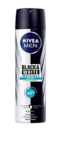 Nivea Men Black&White Desodorante Spray