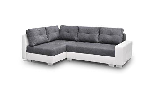 mb-moebel Ecksofa Sofa Eckcouch Couch mit Schlaffunktion