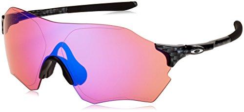 Oakley Evzero Range, Gafas de Sol para Hombre, Carbon Fiber, 38 Oakley