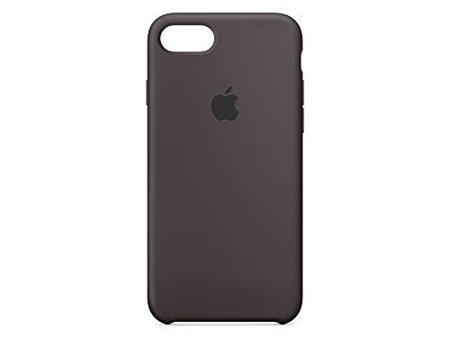 Apple MMY52ZM/A iPhone 7 Leather Hülle schwarz kakao